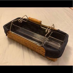 Longaberger Household Caddy Basket (#10693)